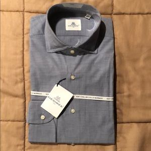 Desiree Men's Buttondown Dress Shirt Made in Italy
